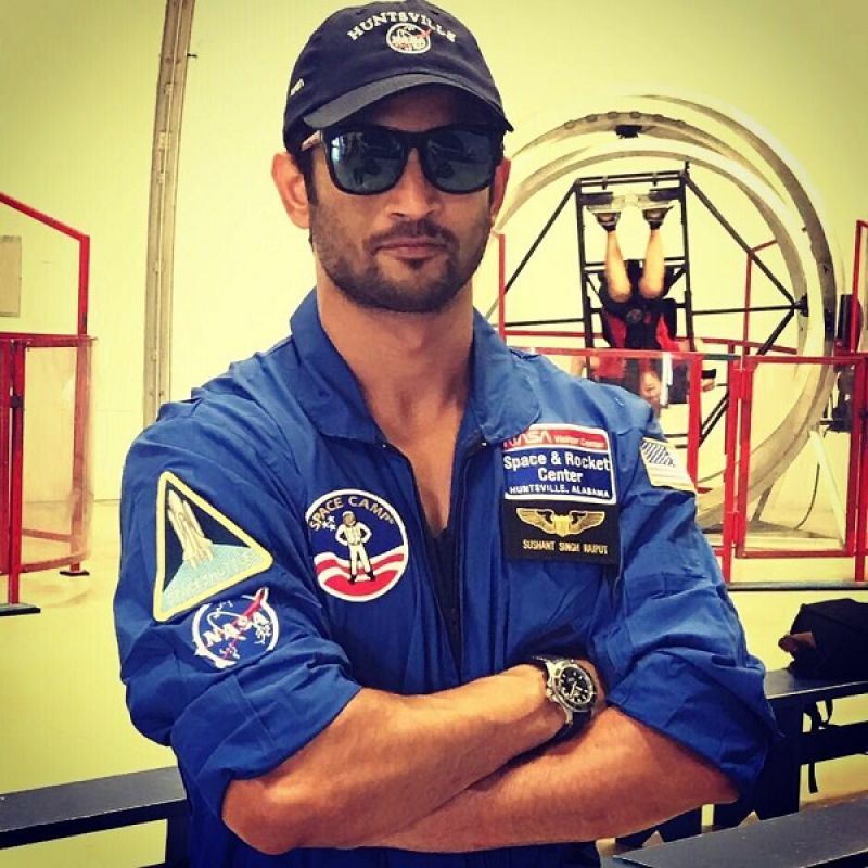 Chanda Mama Door Ke: Sushant is truly living the experience of an 'astronaut' at NASA