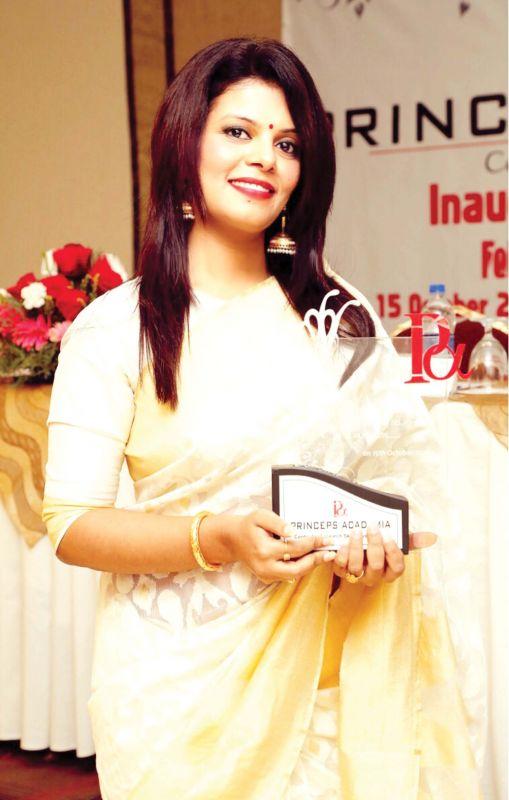 Shaarika Menon
