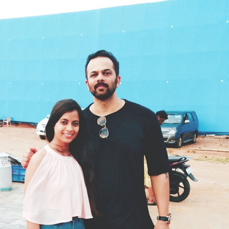 Rohit Shetty grounded, even takes up broom to sweep, says Ranveer's Simmba co-star