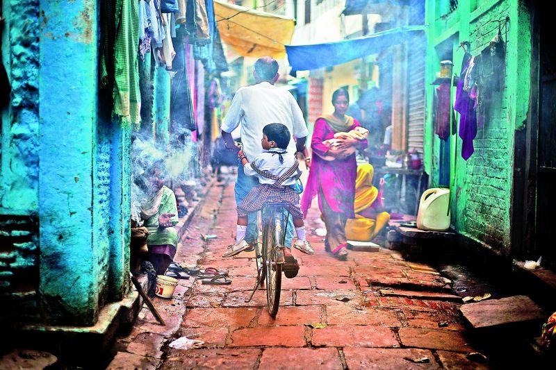 Daily ventures, Varanasi 2013