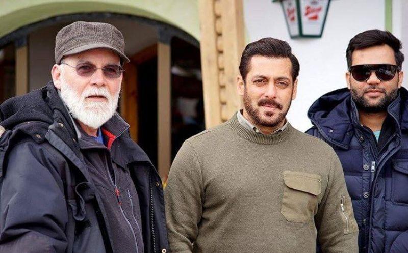 tiger zinda hai salman s christmas release is all set to clash with rajkumar hirani s ranbir kapoor starrer sanjay dutt biopic
