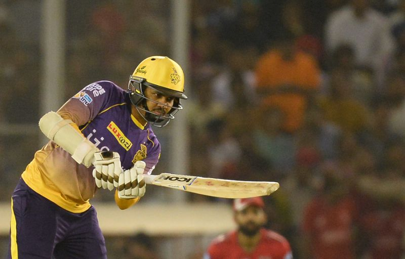 Sunil Narine has been a revelation with the bat this season. (Photo: AFP)