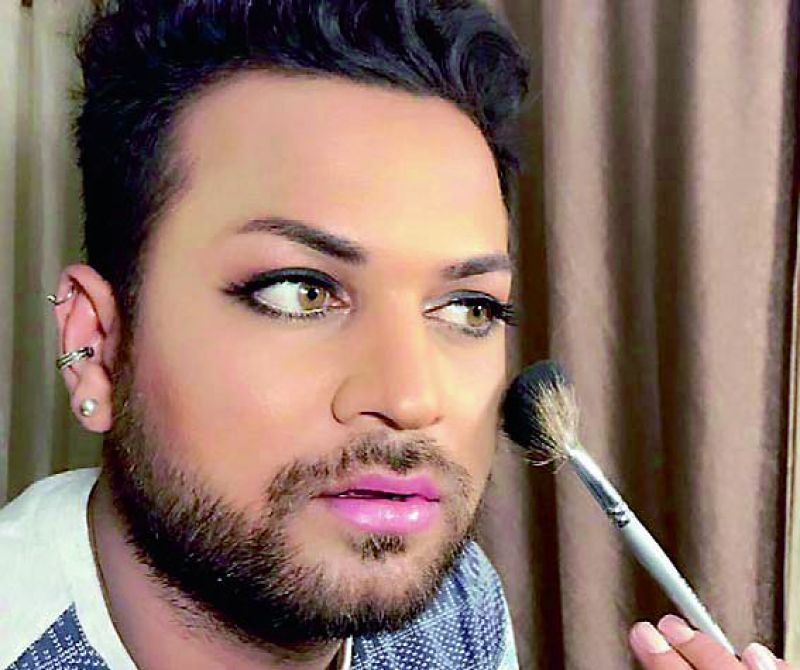 Make-up artist Emraan says it's best to avoid creamy foundations