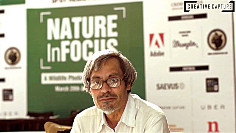 The government has failed to establish a full-fledged monitoring system for all kinds of wildlife, not just birds.  Dr M.B. Krishna, ornithologist