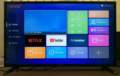 Thomson 40-inch UHD Smart TV review: An affordable 4K TV for