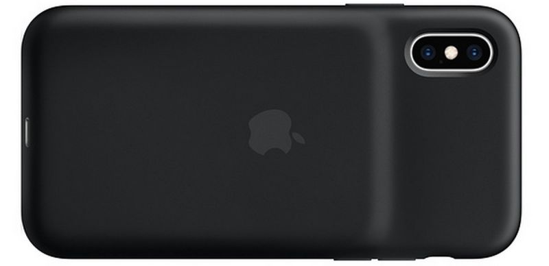Apple smart battery case