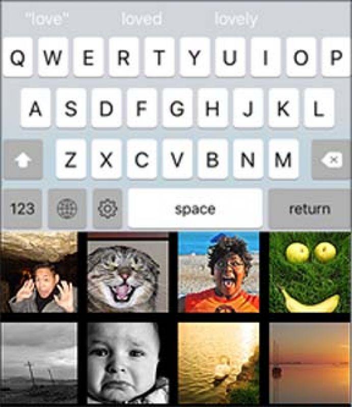Keymochi keyboard app