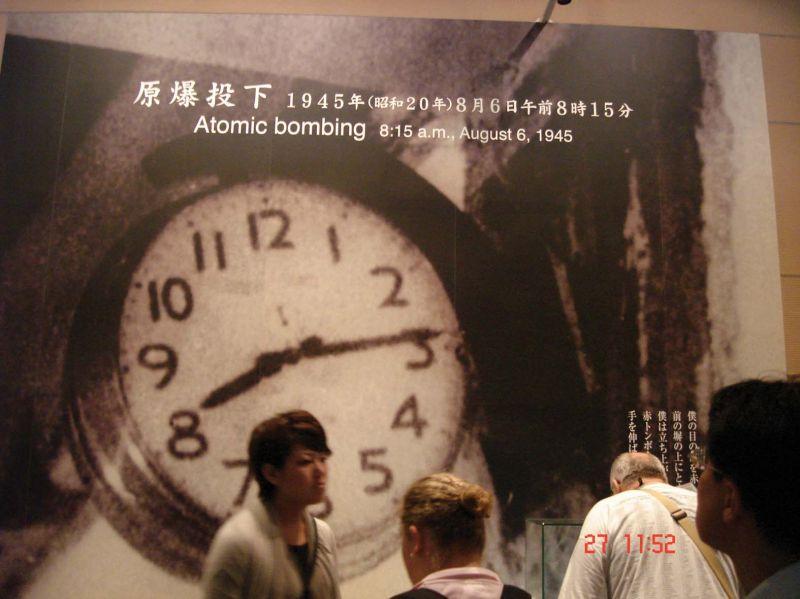 Hiroshima: when God lost faith in himself
