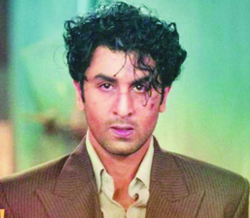 Ranbir Kapoor in the movie Bombay Velvet.