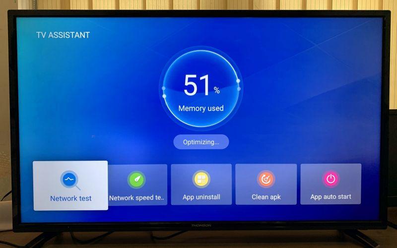 Thomson 40 inch UHD 4K Smart TV