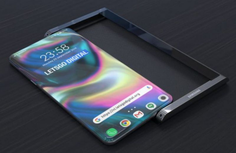 Holographic Samsung Galaxy dock leaks online
