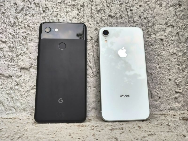 iPhone XR vs Pixel 3 Xl comparison (Deccan Chronicle)