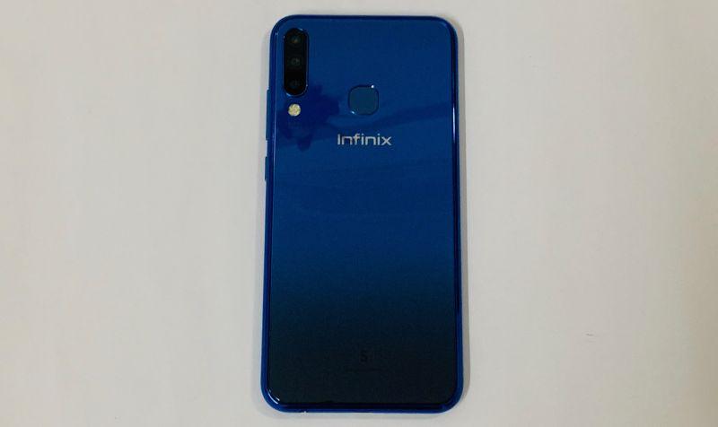 Infinix S4 review