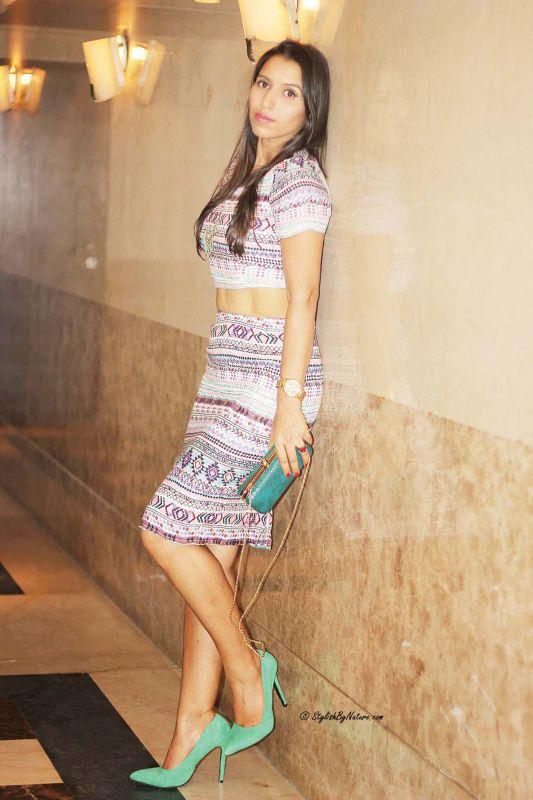 City-based blogger Shalini Chopra