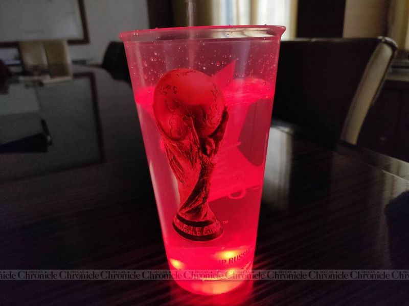 Budweiser Red Light Cup (FIFA World Cup 2018)