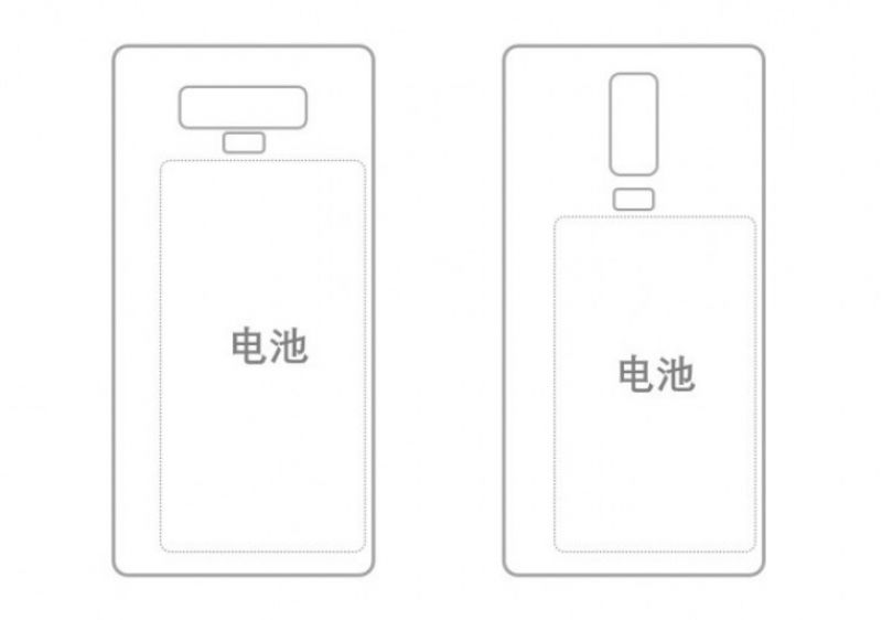 Samsung Galaxy Note 9 battery