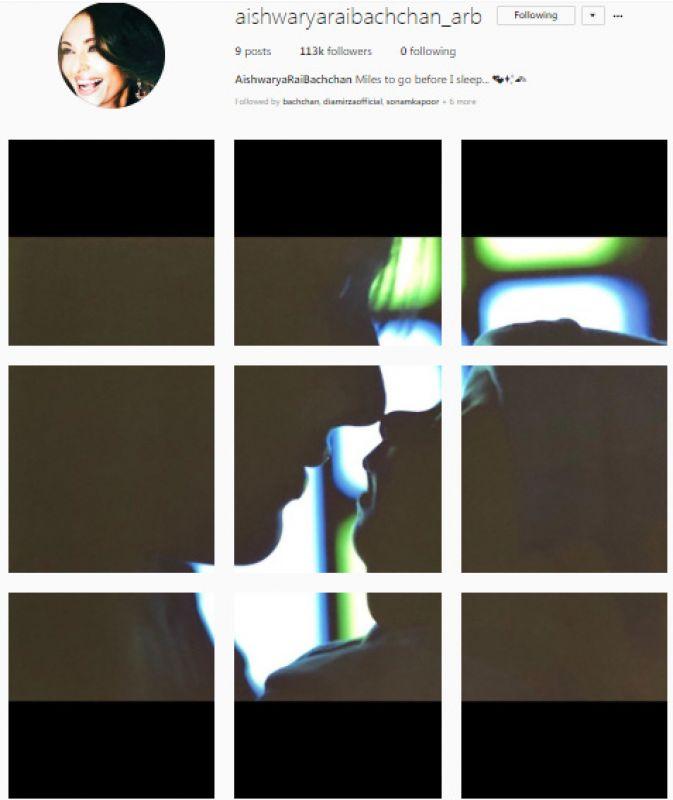 Aishwarya Rai Bachchan joins Instagram, dedicates 1st post to Aaradhya