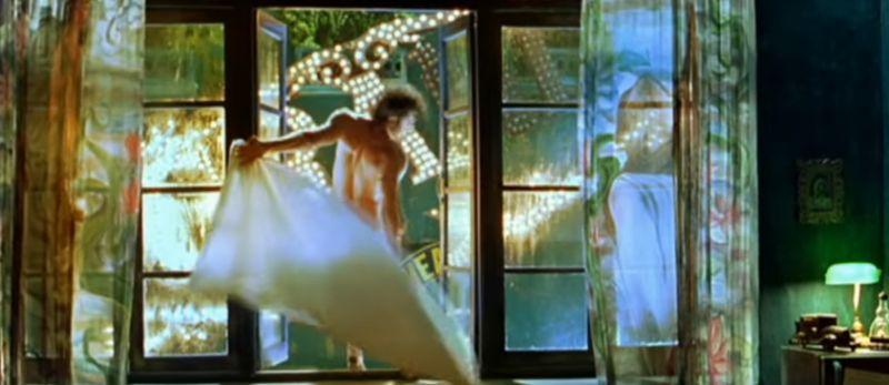 Ranbir Kapoor in a still from 'Saawariya' song 'Jab Se Tere Naina'.