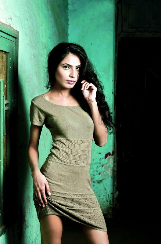 Ayesha Fatima, model