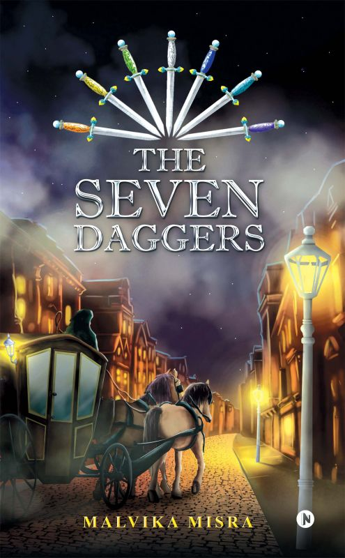 The Seven Daggers -Book Cover
