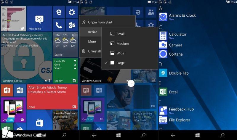 Windows 10 CShell