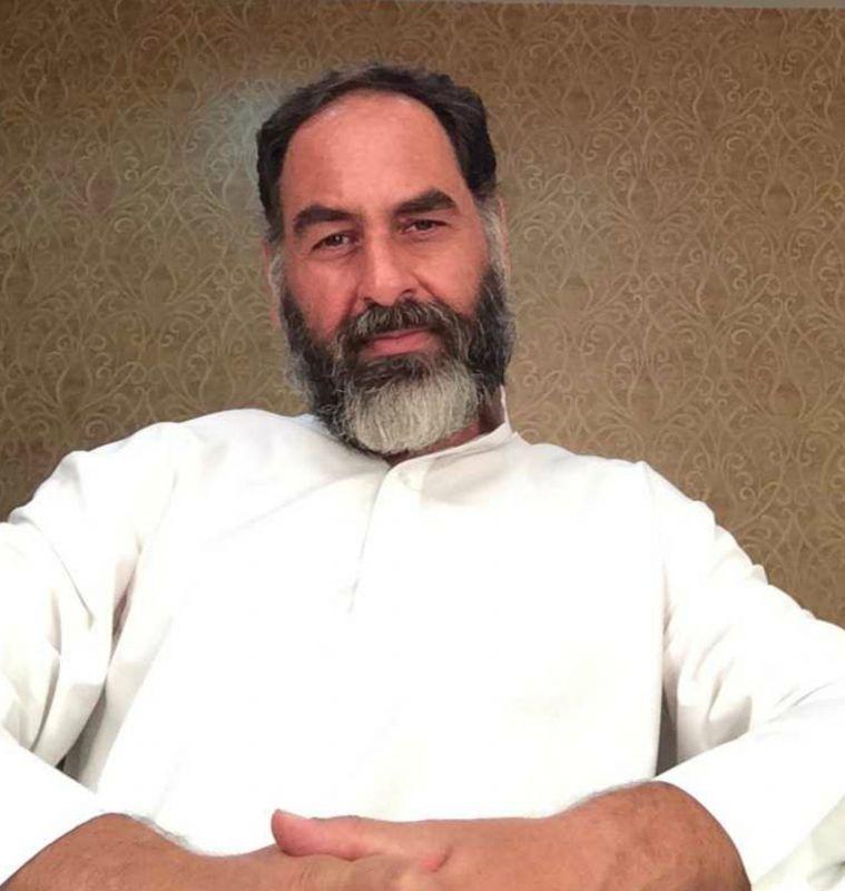 Sal Yusuf as Al Amir Bagdawi in 'Tiger Zinda Hai'.