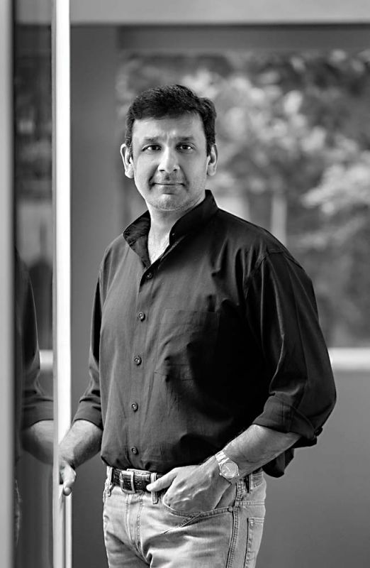Abhishek Poddar, founder, Tasveer Foundation and MAP.