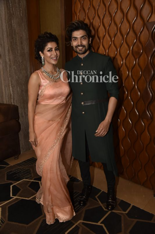 Tabu, other stars in attendance as Om Shanti Om girl Yuvika marries