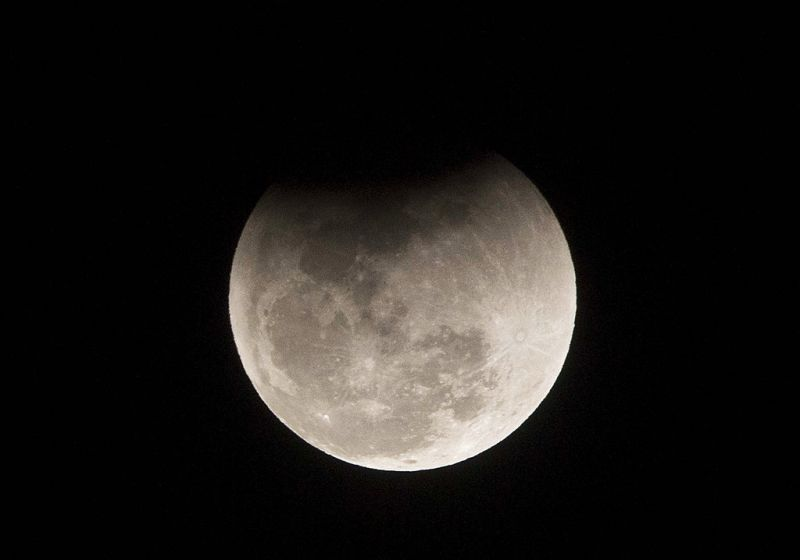Super blue blood moon awes and wows