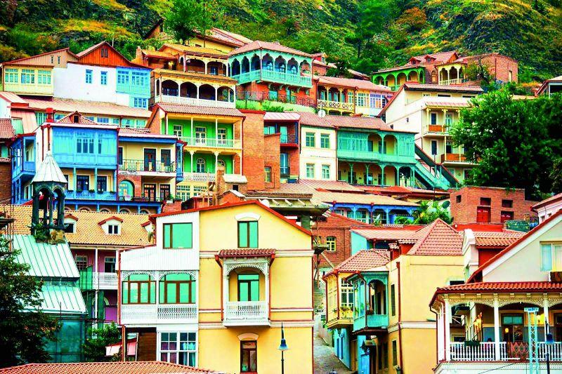 Old Town in Georgia