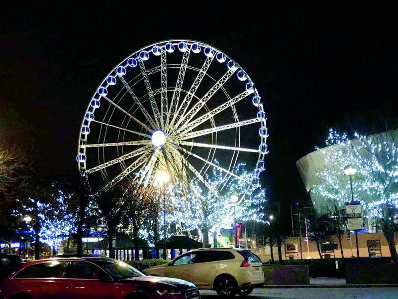 Wheel of Liverpool
