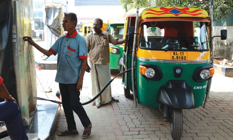 State set to vroom on CNG