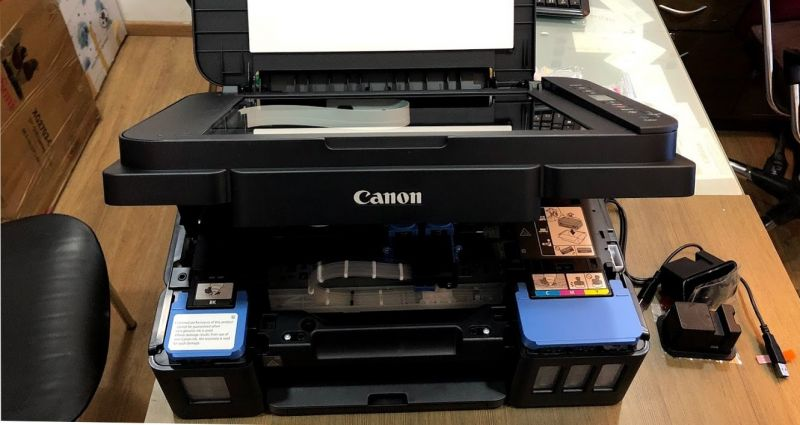 Canon Pixma G2010 Ink Tank AIO review: Fill it, shut it