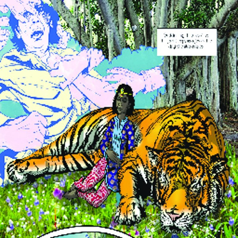 A page from the graphic novel Priya's Shakti