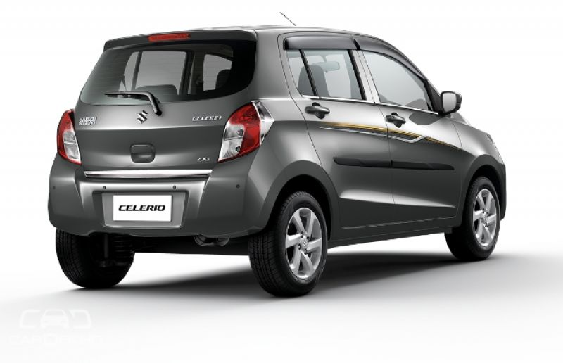 Maruti Suzuki Celerio Limited Edition Introduced