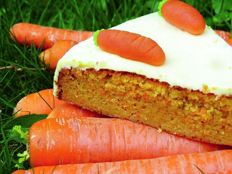 Include carrot in any form in diet