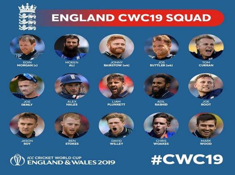 (Photo: England cricket/ Twitter cwc)