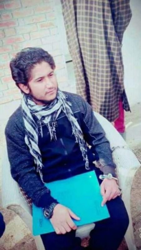 Pakistan prisoner Abu Hanzulla alias Naveed Jatt fled with the assailants was arrested a few months ago in Shopian. (Photo: ANI)