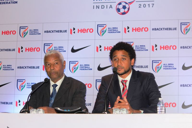 Newly appointed Mauritius head coach Francisco Filho had worked as a youth team coach under Sir Alex Ferguson at Manchester United. (Photo: AIFF Media)
