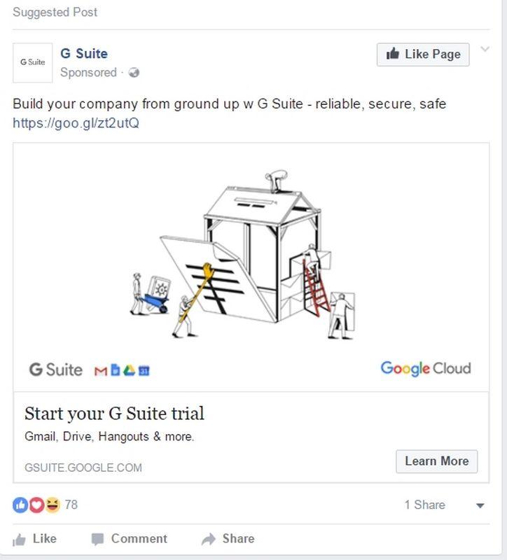 Fake ads