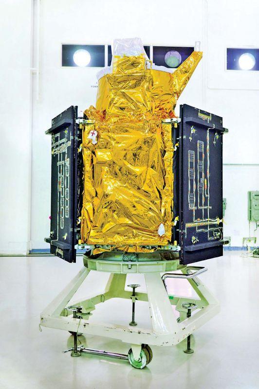 Cartosat-2series satellite.