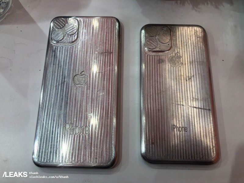 iPhone 11 moulds