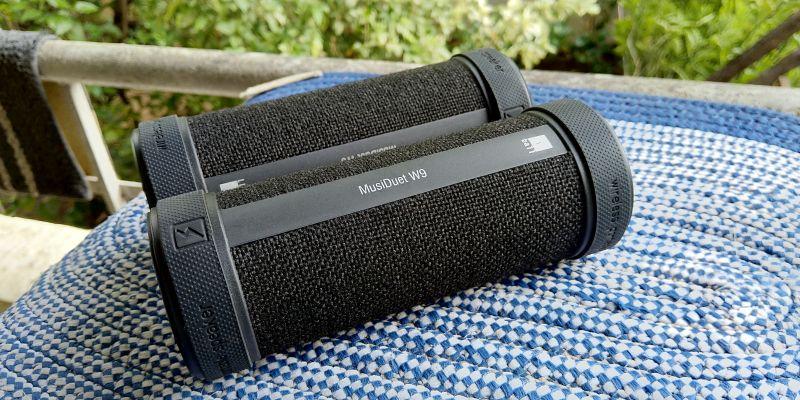 iBall Musi Duet W9 speaker