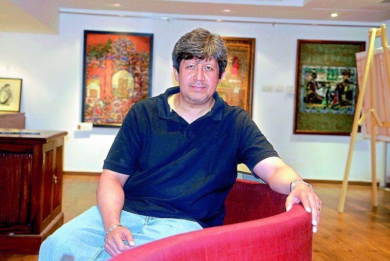 Vijit Pillai, artist