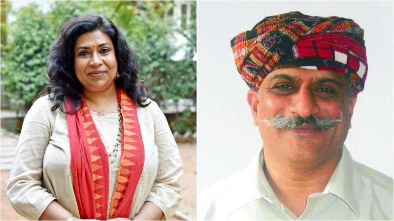 Koeli Mukherjee Ghose and Parameshwar Raju