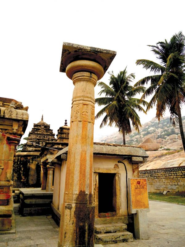 Complex of Ramayana Temples