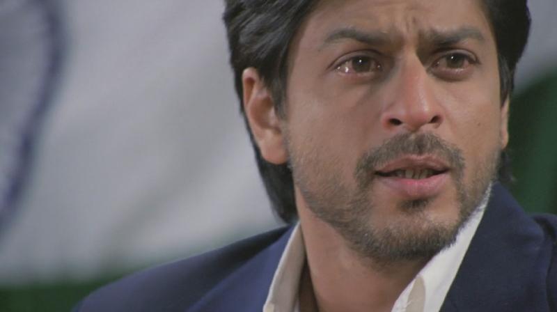 Shah Rukh Khan in Chak De! India