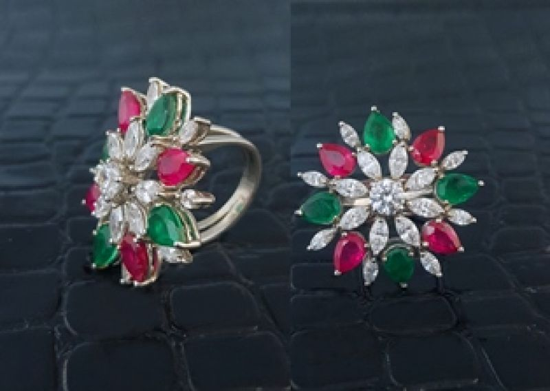 Ring by Diosa Jewels