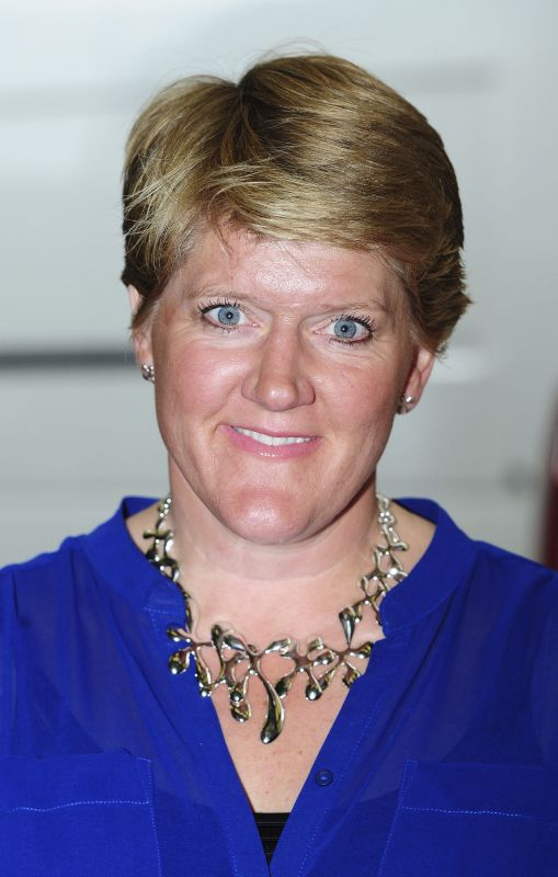 In this file photo dated June 10, 2013, Broadcaster and journalist Clare Balding poses for a photo in London. (Photo: AP)