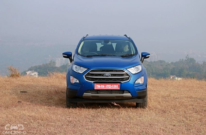 Review Ford Ecosport Petrol At